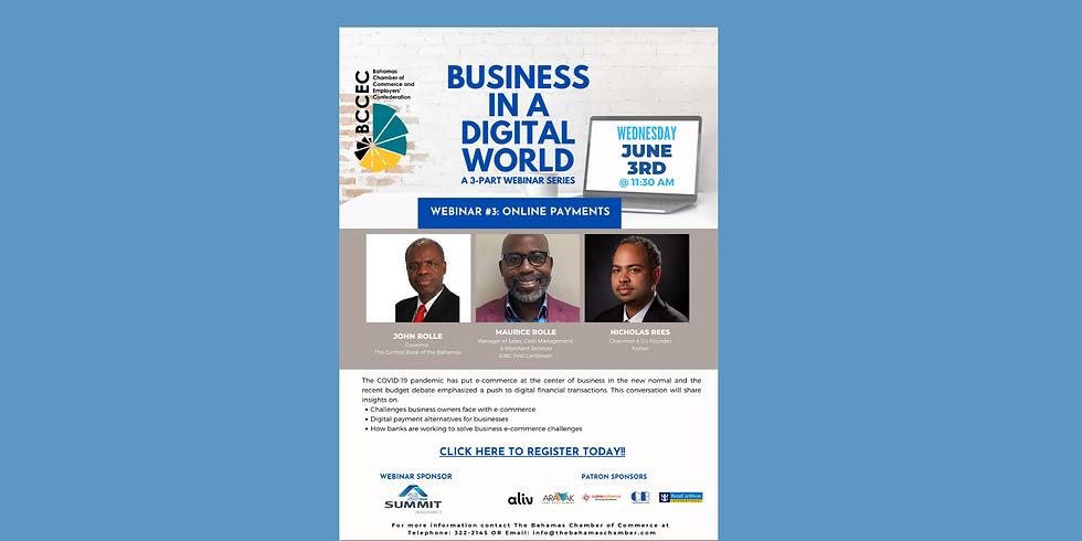 DTC Webinar   Business in a Digital World: Online Payments