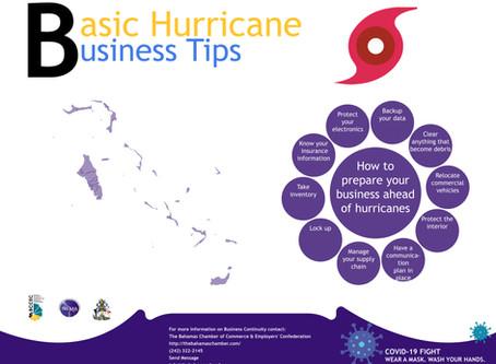 NEMA Hurricane Preparedness Tip: Business Plan