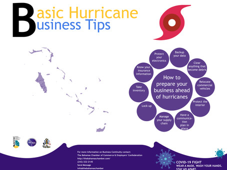 NEMA Hurricane Preparedness Tip: Business Plan
