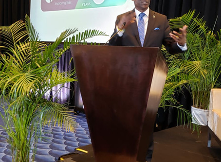 BCCEC CEO attends IDB Event: Beyond our Prisoners