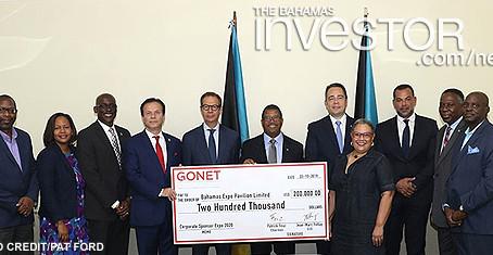 Gonet supports Bahamas Dubai Expo pavilion