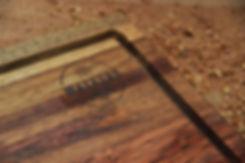 tabla de piar de adera Huayruro Muebles