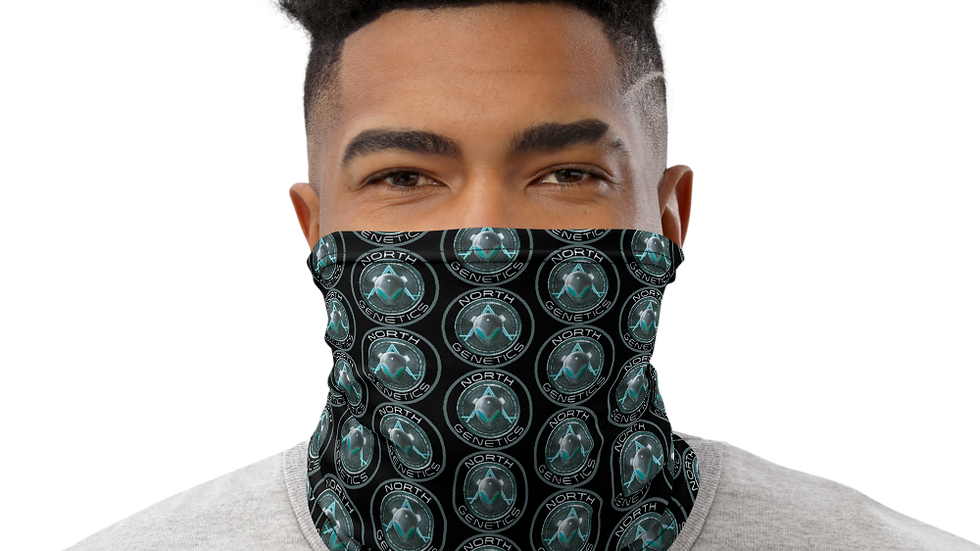 North Genetics Alien Neck Gaiter
