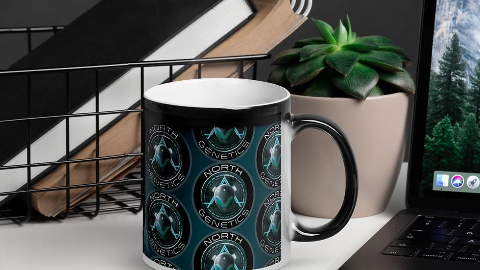 North Genetics Alien Glossy Magic Mug