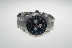 Man's Silver Watch