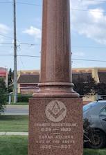 Sleightholm Monument