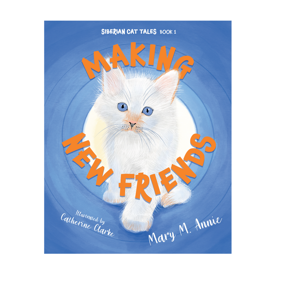 Making New Friends by Mary M. Annie