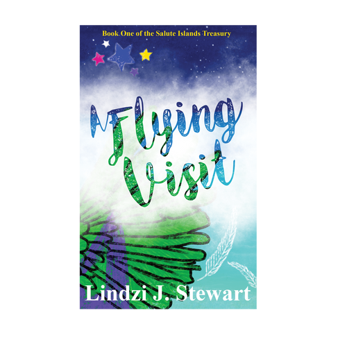 A Flying Visit by Lindzi J. Stewart