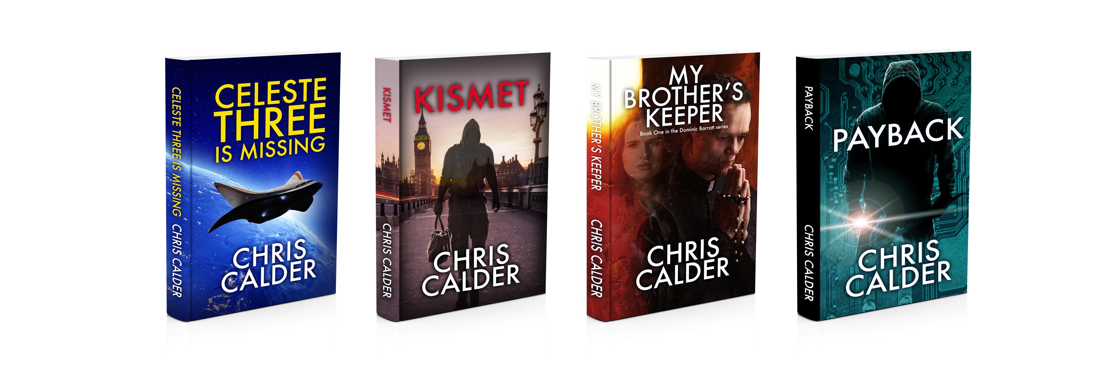 Books by Chris Calder