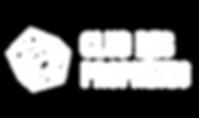 Logo Club Des Prophètes Blanc
