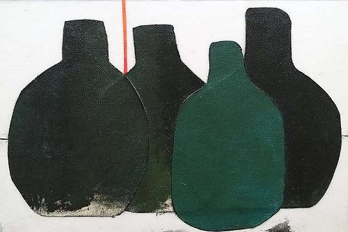 Bottles 2 by Suski