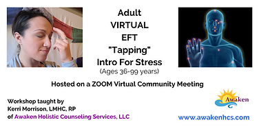 Adult Virtual EFT _Tapping_ Intro for St