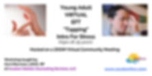 Young Adult VIRTUAL EFT _Tapping_ for st