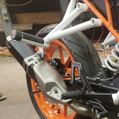 KTM RC390 Subcage