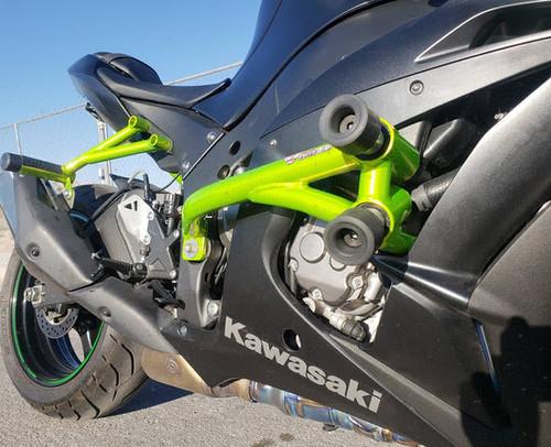 Kawasaki Zx6r Crash Cage
