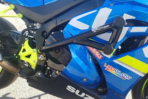 2017-18 GSXR1000 Dual Slider Race Rails