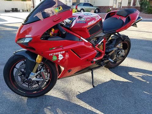 2007-2011 Ducati 1098/1198 Race Rails