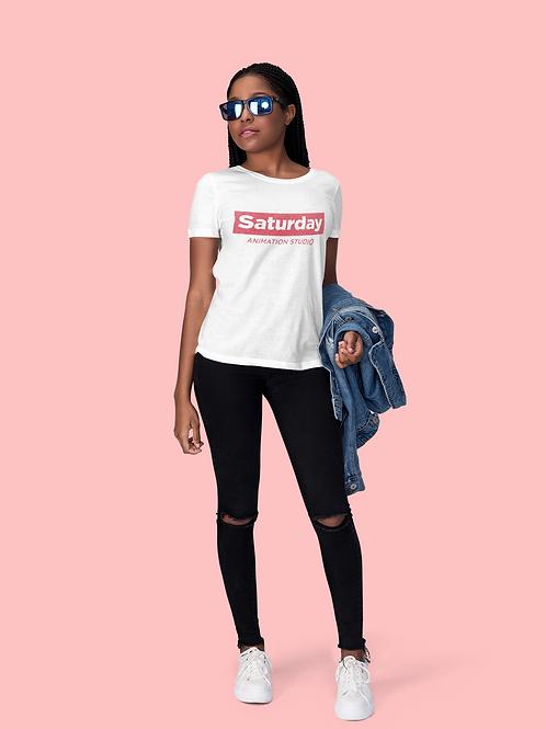 Tshirt femme Saturday
