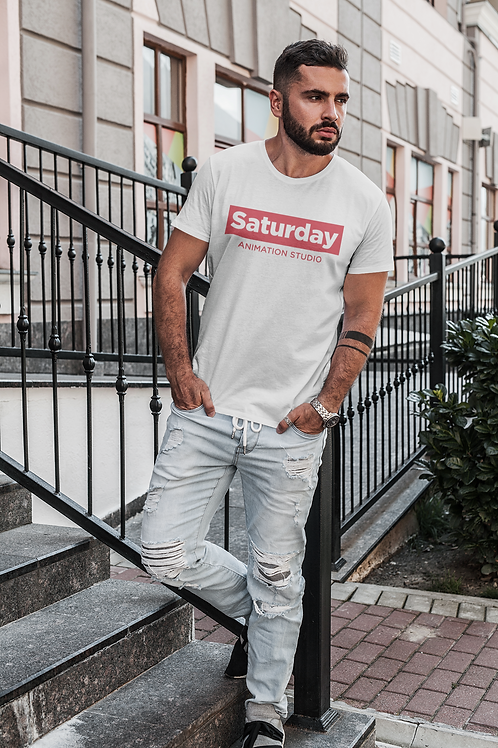 Tshirt homme Saturday