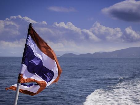 Geschichte der Flaggen Siams und Thailands