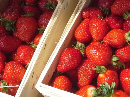 Wie kamen die Erdbeeren nach Thailand?