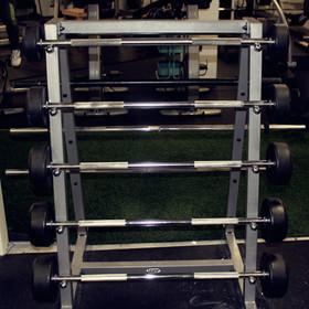 Kiinteitä tankoja 7,5kg-35kg