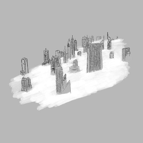 Dubai Sky-view