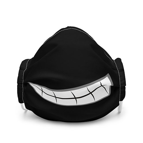 Side Smile Face Mask