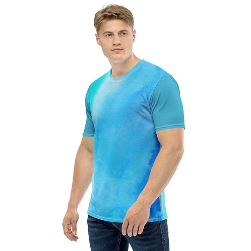 Blue Paint T-shirt