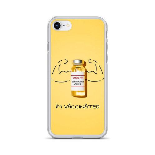 I'm Vaccinated iPhone Case