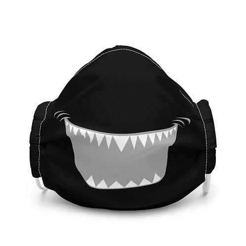 Evil Smile face mask