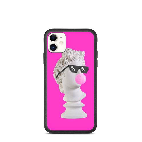 Bubble Gum Biodegradable Phone Case