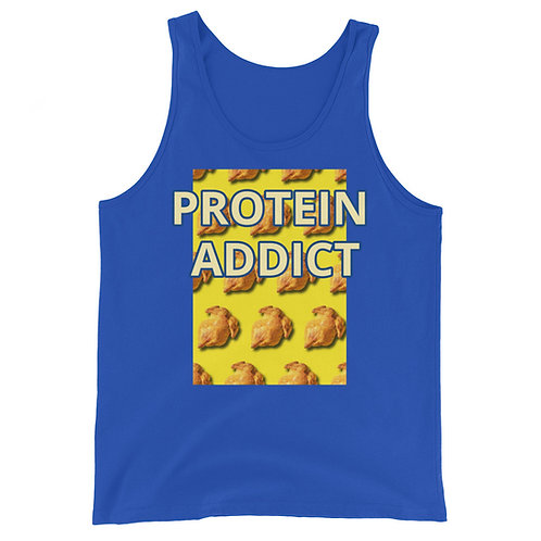 Protein Addict Tank Top