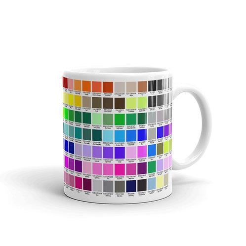 Select A Color Mug