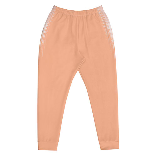 Pink Paint Stroke Joggers