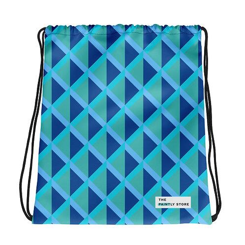 Square Drawstring bag