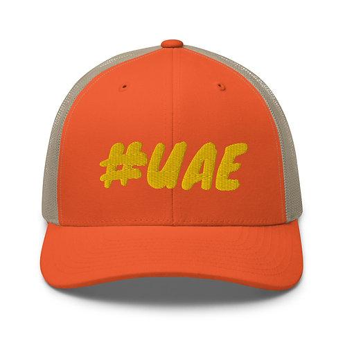 UAE Trucker Cap