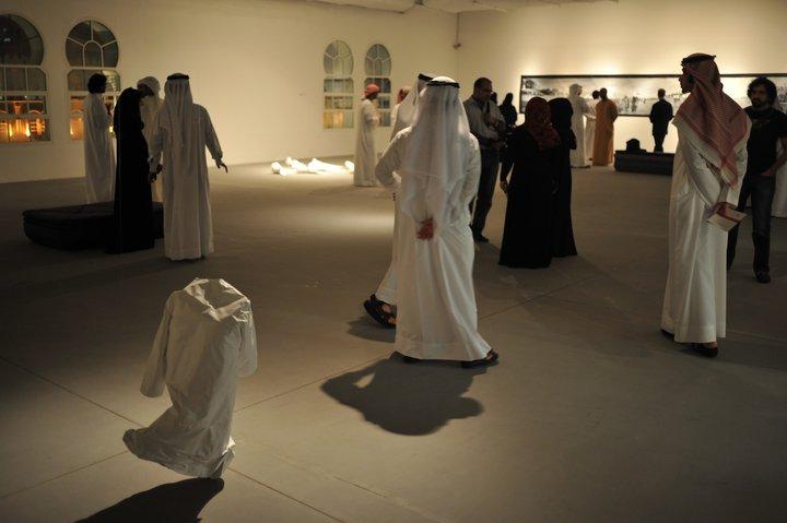 Emirati artist maisoon al saleh