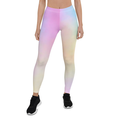 Cotton Candy Leggings