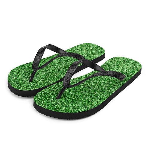 Grass Flip-Flops
