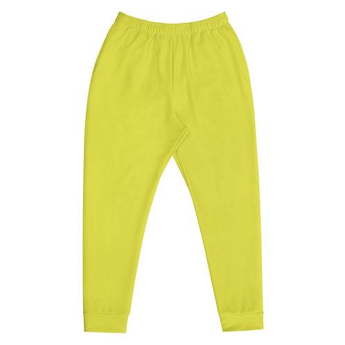 Yellow Joggers