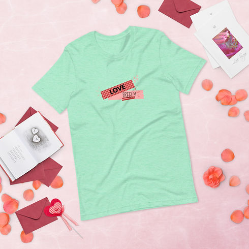 unisex-premium-t-shirt-heather-mint-6006