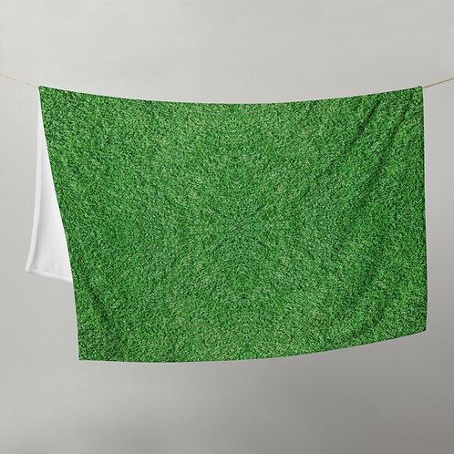 Grass Throw Blanket