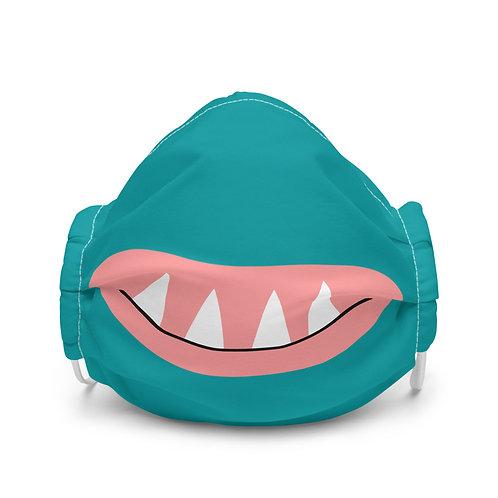 Monster Smile Face Mask