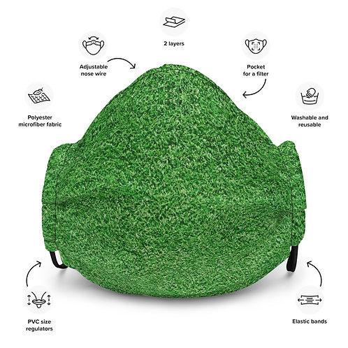 Grass Face Mask