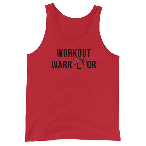 Workout Warrior Tank Top