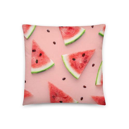 Watermelon Basic Pillow