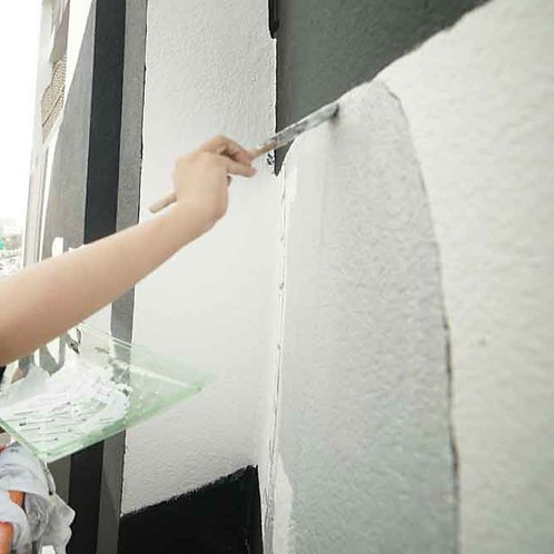 Back & White Mural 2D 400x720 cm
