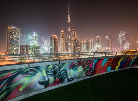 Street Art and Mural Work