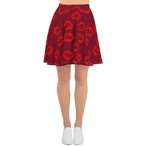 Kisses Skater Skirt